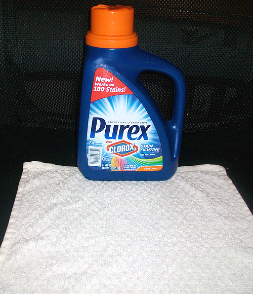 Purex plus Clorex 2 is a Stain Fighter