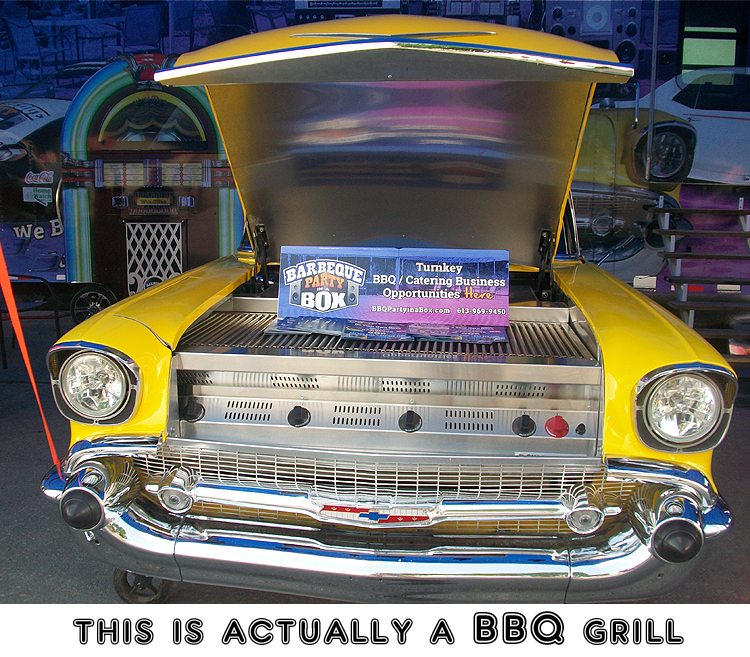 Syracuse Nationals - Barbecue Party in a Box