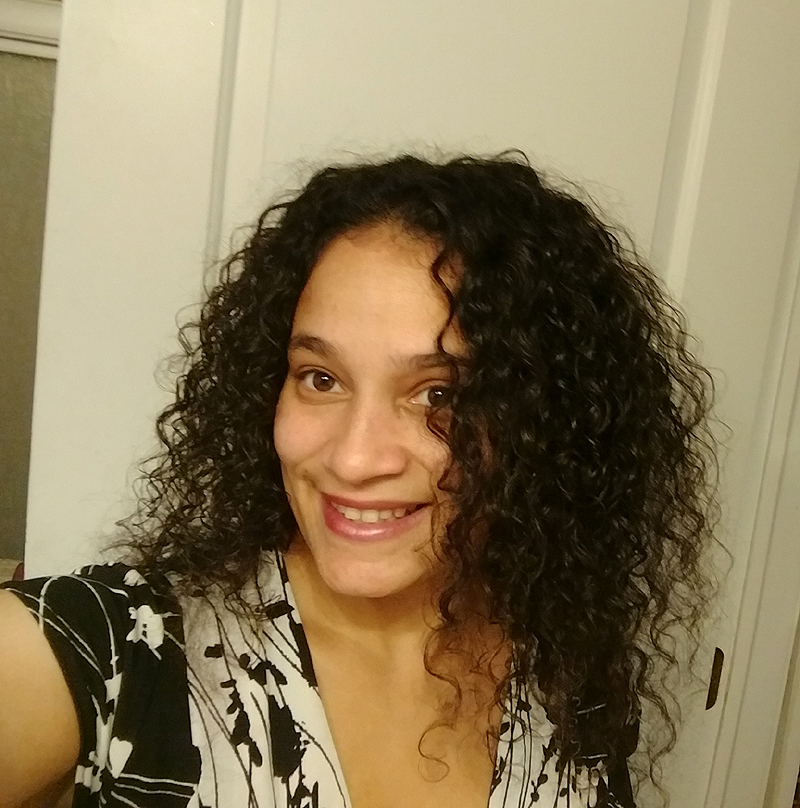 Aussie Volumee Shampoo and Conditioner - Day 4