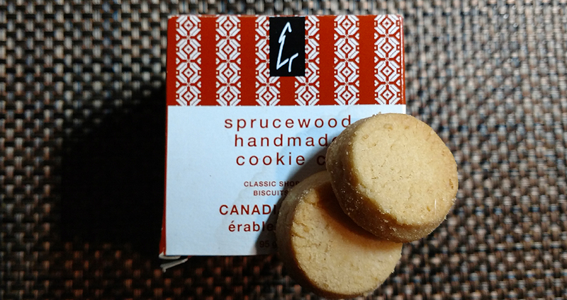 Try the World Pantry - Sprucewood Handmade Cookie Co Shortbread