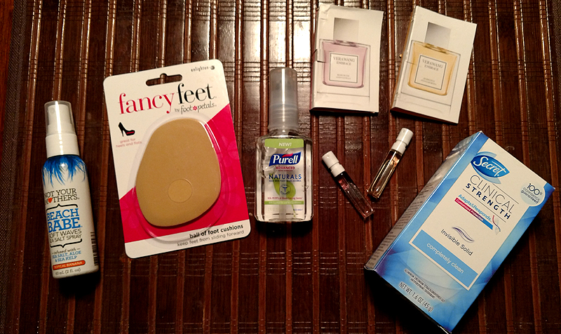 The Rosy VoxBox from Influenster